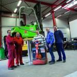 Heftruck Centrum Onderwater: Snelle service geeft meeste voldoening
