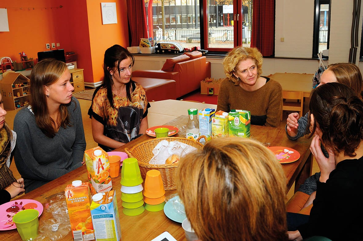 profiel pedagogisch medewerker kinderopvang